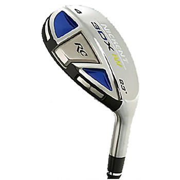 Nickent 3DX RC IronWood Hybrid Preowned Golf Club