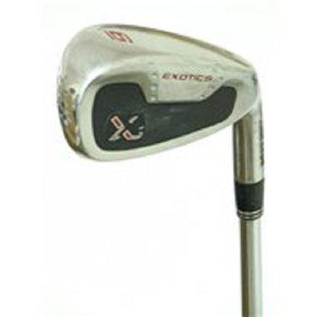Tour Edge Exotics EX-3 Iron Set Preowned Golf Club