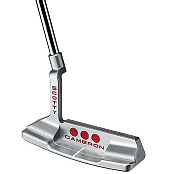 Titleist Scotty Cameron Studio Select Newport 2 Putter Preowned Golf Club