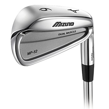 Mizuno MP-52 Iron Set Preowned Golf Club