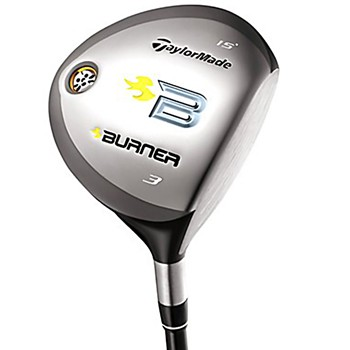 TaylorMade Burner High Launch Fairway Wood Preowned Golf Club