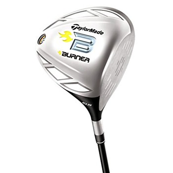 TaylorMade Burner '09 Driver Preowned Golf Club