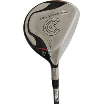 Cleveland Launcher &#39;09 Fairway Wood Preowned Golf Club