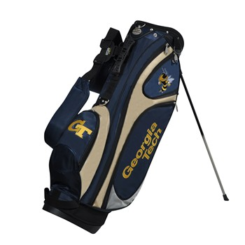 Team Effort Collegiate Gridiron Stand Golf Bag