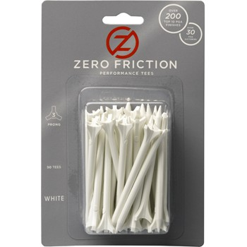 "Zero Friction 3-Prong Performance 3 1/4"" Golf Tees Accessories"