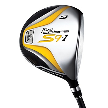 Cobra S9-1 F Fairway Wood Preowned Golf Club