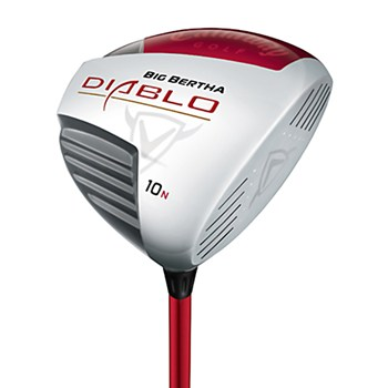 Callaway Big Bertha Diablo Neutral Driver Preowned Golf Club