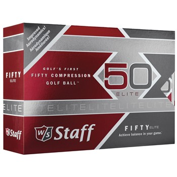 Wilson Fifty Elite Golf Ball Balls