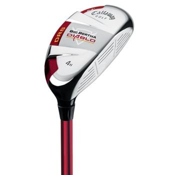 Callaway Big Bertha Diablo Hybrid Preowned Golf Club