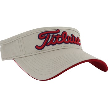 Titleist Low Profile Headwear Visor Apparel