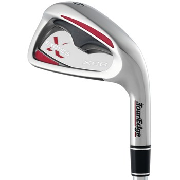 Tour Edge Exotics XCG Iron Set Preowned Golf Club