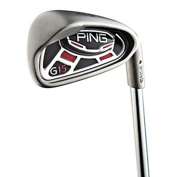 Ping G15 Iron Set Preowned Golf Club