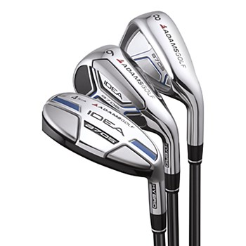 Adams Idea a7OS Hybrid Iron Set Preowned Golf Club