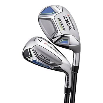Adams Idea a7OS Max Hybrid Iron Set Preowned Golf Club
