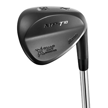 Mizuno MP T-10 Black Satin Wedge Preowned Golf Club