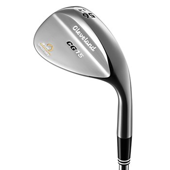 Cleveland CG15 Satin Chrome Wedge Preowned Golf Club