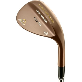 Cleveland CG15 Oil Quench DSG Wedge Preowned Golf Club