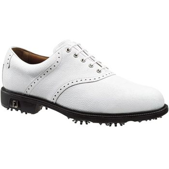 FootJoy MyJoys NFL Icon Traditional Saddle Golf Shoes at ...