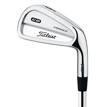 Titleist CB 710 Forged Iron Set Preowned Golf Club