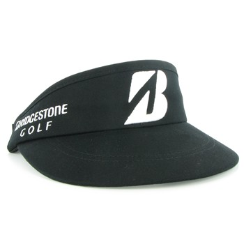 Bridgestone Tour High Crown Headwear Visor Apparel