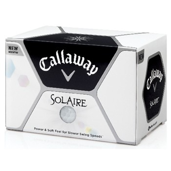 Callaway Solaire Golf Ball Balls