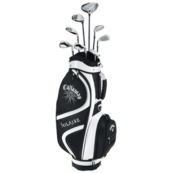 Callaway Solaire 9-Piece Club Set Golf Club