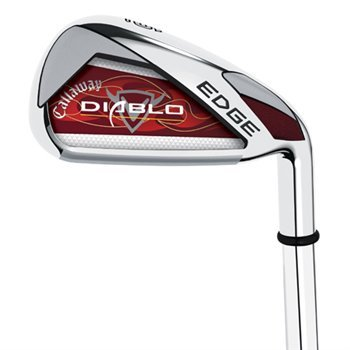 Callaway Diablo Edge Iron Set Preowned Golf Club