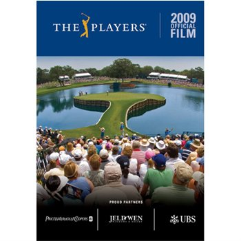 PGA TOUR Entertainment 2009 PLAYERS Official Film DVDs