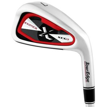 Tour Edge Exotics XCG-3 Iron Set Preowned Golf Club