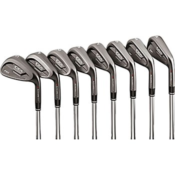 Adams Idea Pro Black CB1 Iron Set Preowned Golf Club