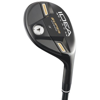 Adams Idea Black Super Hybrid Preowned Golf Club