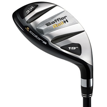 Cobra Baffler Rail-H Hybrid Preowned Golf Club