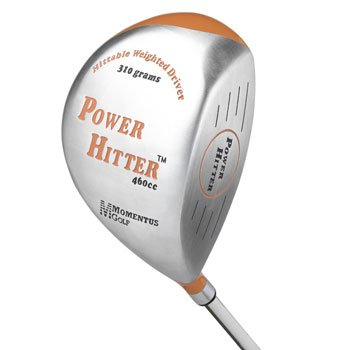 Momentus Power Hitter Driver 310 Right Hand Swing Trainers Analyzers Golf Bag