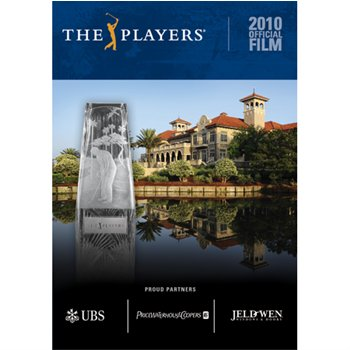 PGA TOUR Entertainment 2010 PLAYERS Official Film DVDs