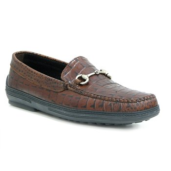 David Spencer Croco Bit Driver Casual