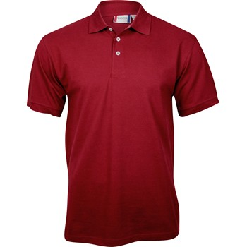 Clique by Cutter &amp; Buck Lincoln Shirt Polo Short Sleeve Apparel