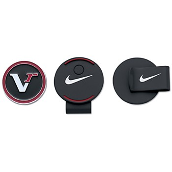 Nike Victory Red Hat Clip & Ball Marker Ball Marker Accessories