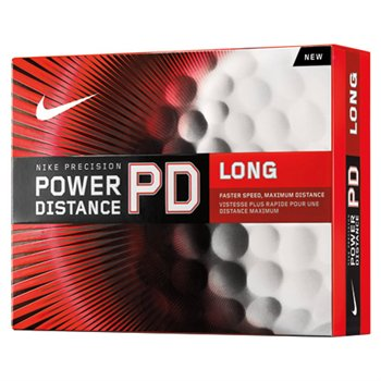 Nike Power Distance Long 2011 Golf Ball Balls