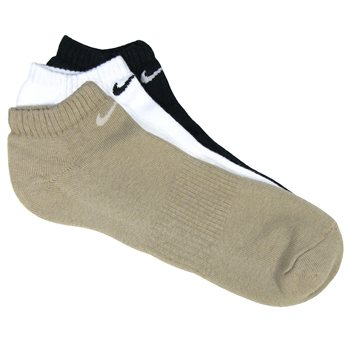 Nike Moisture Management Socks No Show Apparel