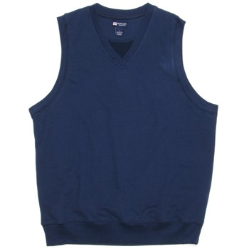 Bermuda Sands Bankers Fleece Sweater Vest Apparel