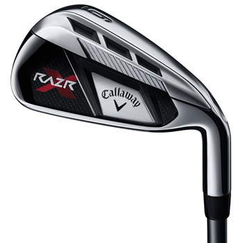 Callaway RAZR X Iron Set Preowned Golf Club