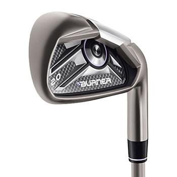 Taylor Made Burner 2.0 Iron Set Preowned Golf Club