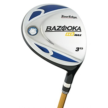 Tour Edge Bazooka HT Max Fairway Wood Preowned Golf Club