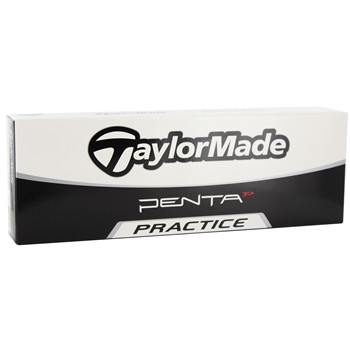 Taylor Made Penta TP Practice Golf Ball Balls