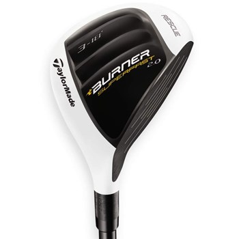 Taylor Made Burner SuperFast 2.0 Rescue Hybrid Preowned Golf Club