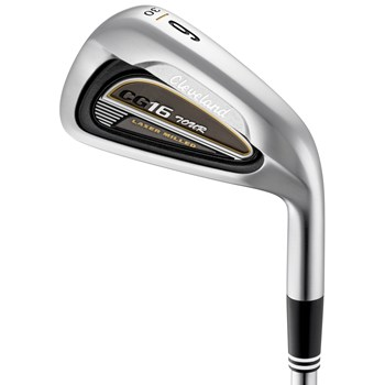 Cleveland CG16 Tour Satin Chrome Iron Set Preowned Golf Club