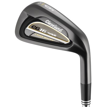 Cleveland CG16 Tour Black Pearl Iron Set Preowned Golf Club
