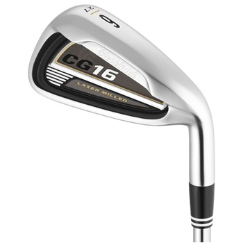 Cleveland CG16 Satin Chrome Iron Set Preowned Golf Club