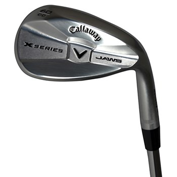 Callaway X-Series Jaws CC Chrome Wedge Preowned Golf Club
