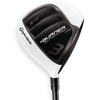 Taylor Made Burner SuperFast 2.0 Fairway Wood Preowned Golf Club